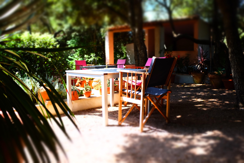 Maison d hotes en Corse petit dejeuner gite bonifacio liechty